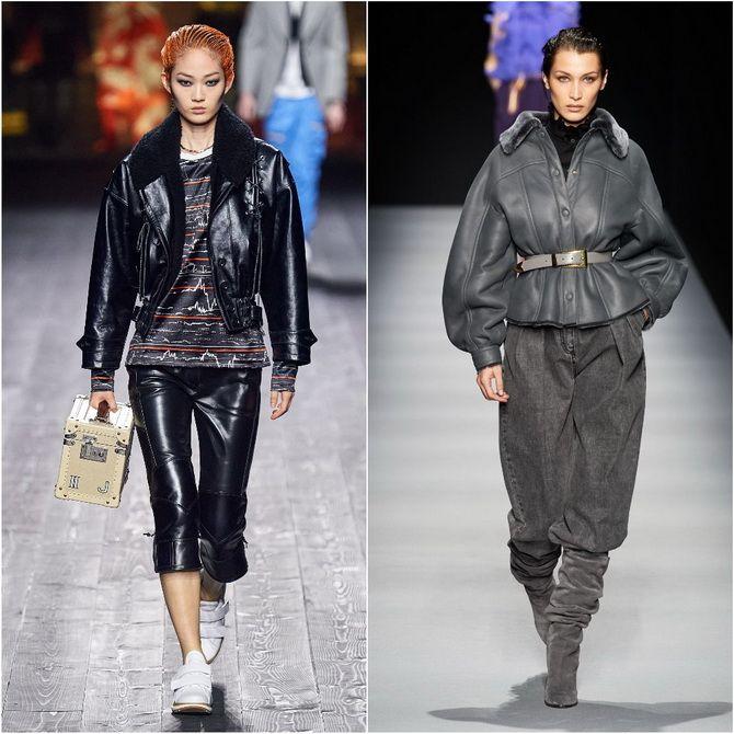Подбираем модную женскую куртку осень-зима 2020-2021: на что обратить внимание 8