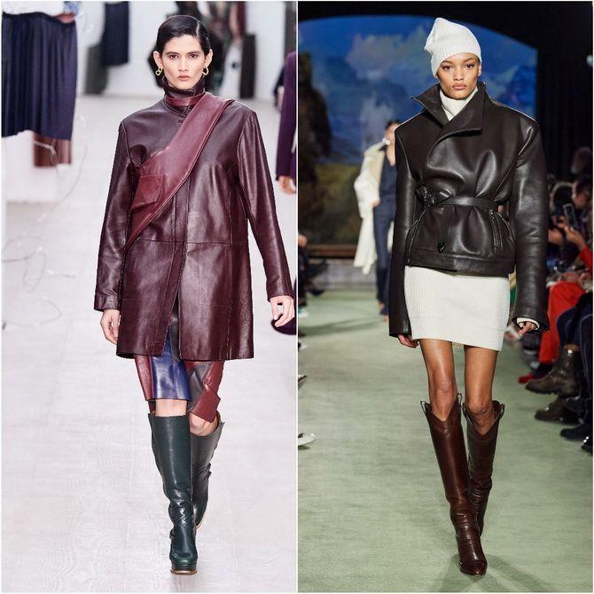 Подбираем модную женскую куртку осень-зима 2020-2021: на что обратить внимание 9