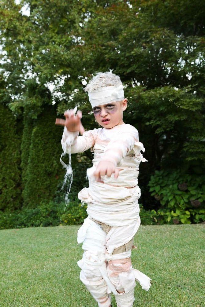 Костюм на Геловін своїми руками: прості та бюджетні варіанти для всієї родини 10