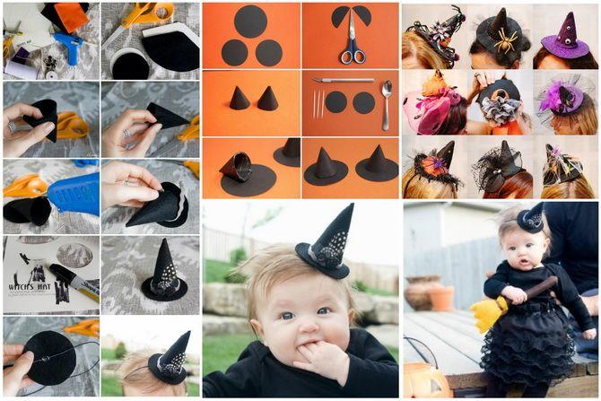 Колдовская красота: костюм ведьмы на Хэллоуин своими руками 1