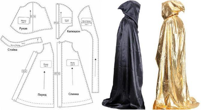 Колдовская красота: костюм ведьмы на Хэллоуин своими руками 14
