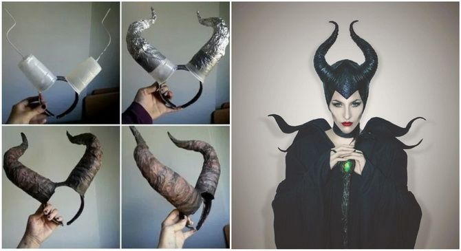 Колдовская красота: костюм ведьмы на Хэллоуин своими руками 17