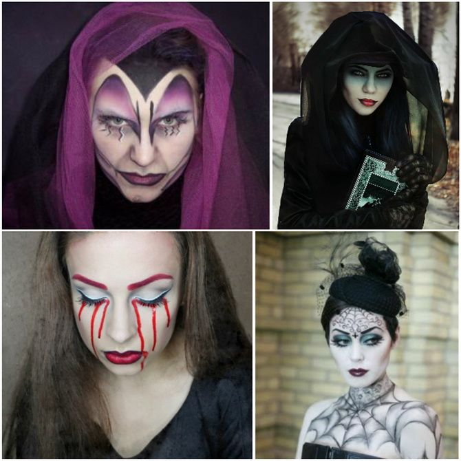 Колдовская красота: костюм ведьмы на Хэллоуин своими руками 25
