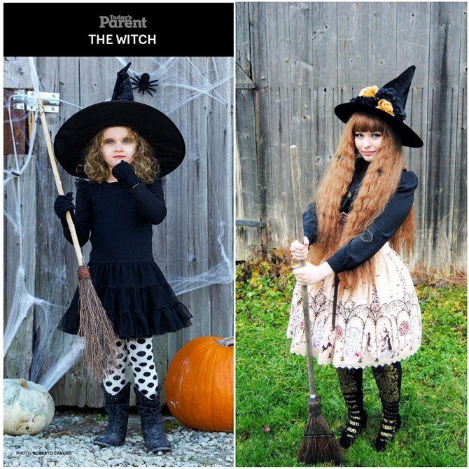 Колдовская красота: костюм ведьмы на Хэллоуин своими руками 4
