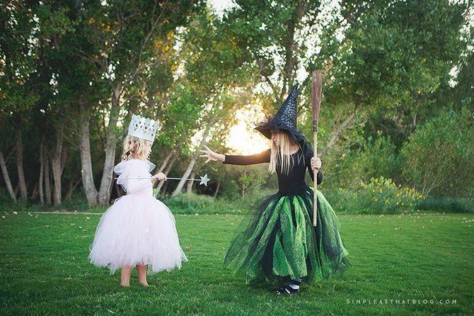 Колдовская красота: костюм ведьмы на Хэллоуин своими руками 5
