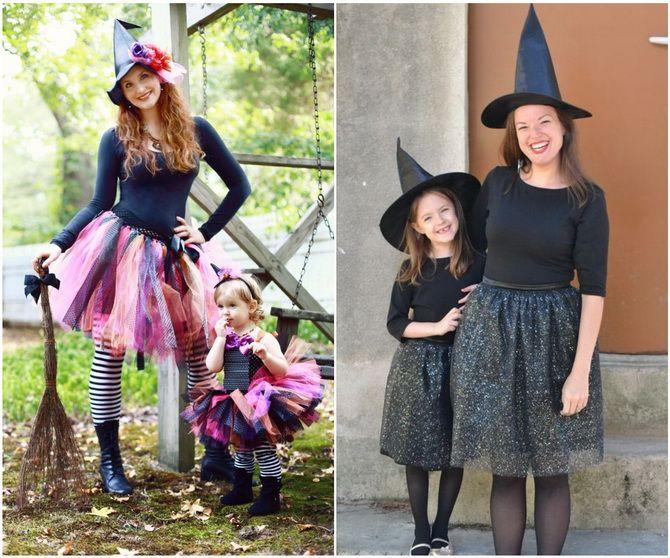 Колдовская красота: костюм ведьмы на Хэллоуин своими руками 6