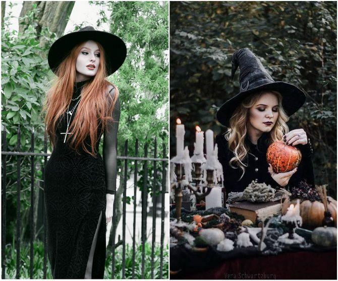 Колдовская красота: костюм ведьмы на Хэллоуин своими руками 7