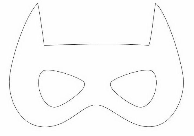 Batman повертається: як зробити костюм кажана на Геловін 14
