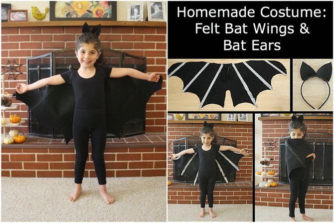 Batman повертається: як зробити костюм кажана на Геловін 17