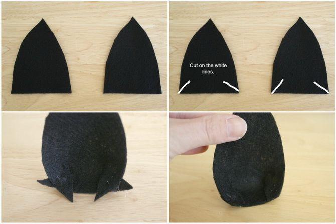 Batman повертається: як зробити костюм кажана на Геловін 18