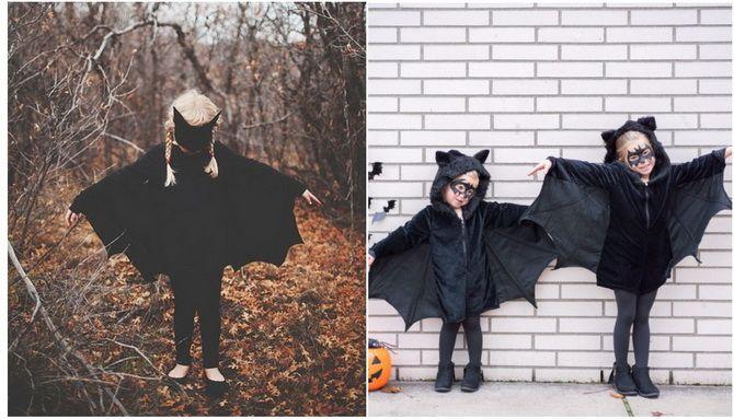 Batman повертається: як зробити костюм кажана на Геловін 20