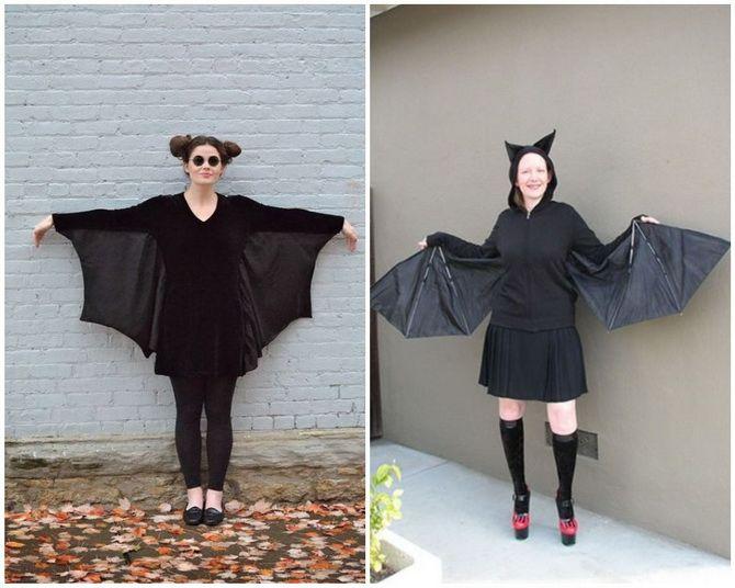Batman повертається: як зробити костюм кажана на Геловін 23
