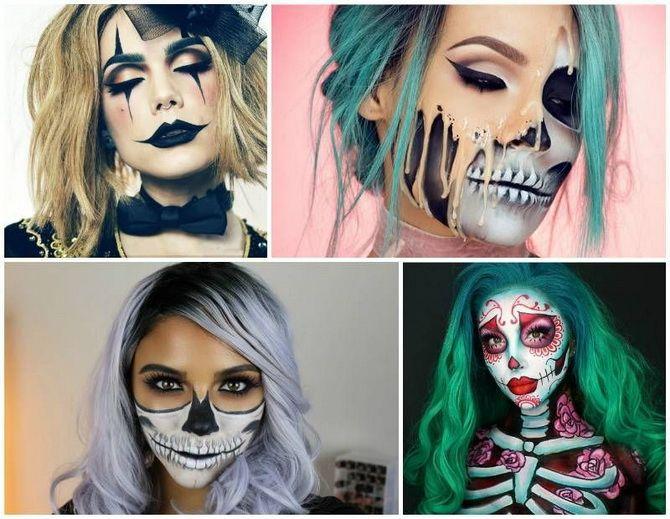 Show the bones: DIY Halloween skeleton costume 24