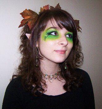 Страшно, весело и ярко: 20+ крутых идей макияжа для детей на Хэллоуин – фото, мастер-классы на видео 11