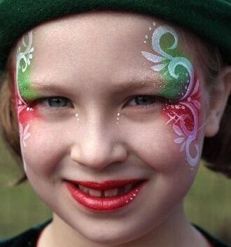 Страшно, весело и ярко: 20+ крутых идей макияжа для детей на Хэллоуин – фото, мастер-классы на видео 10