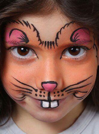 Страшно, весело и ярко: 20+ крутых идей макияжа для детей на Хэллоуин – фото, мастер-классы на видео 19
