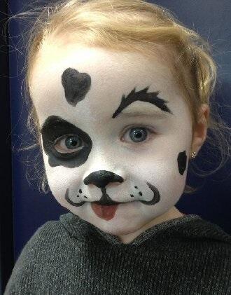 Страшно, весело и ярко: 20+ крутых идей макияжа для детей на Хэллоуин – фото, мастер-классы на видео 21