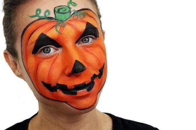 Страшно, весело и ярко:  20+ крутых идей макияжа для детей на Хэллоуин – фото, мастер-классы на видео 29