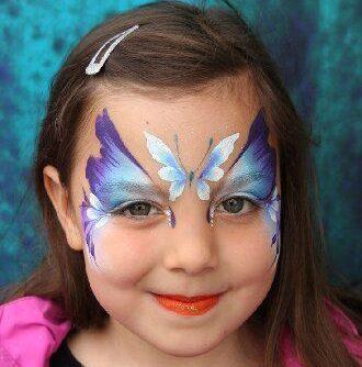 Страшно, весело и ярко: 20+ крутых идей макияжа для детей на Хэллоуин – фото, мастер-классы на видео 6