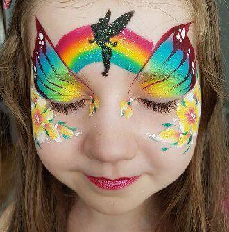 Страшно, весело и ярко: 20+ крутых идей макияжа для детей на Хэллоуин – фото, мастер-классы на видео 7