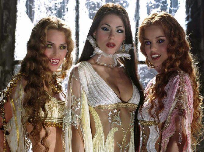 До последней капли крови: самый крутой макияж вампира на Хэллоуин, который можно легко сделать дома – секреты, идеи, фото 10