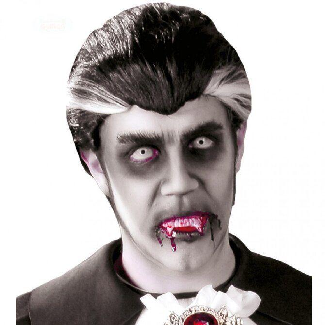 До останньої краплі крові: найкрутіший макіяж вампіра на Геловін, який можна легко зробити вдома — секрети, ідеї, фото 25