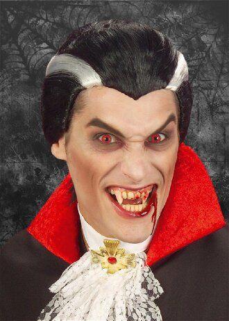 До последней капли крови: самый крутой макияж вампира на Хэллоуин, который можно легко сделать дома – секреты, идеи, фото 29