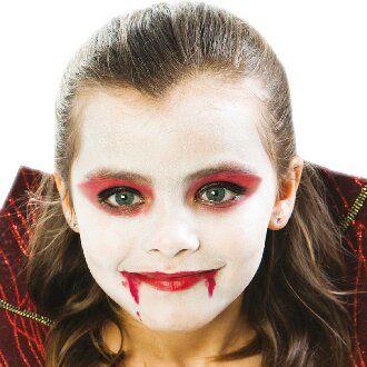 До последней капли крови: самый крутой макияж вампира на Хэллоуин, который можно легко сделать дома – секреты, идеи, фото 34