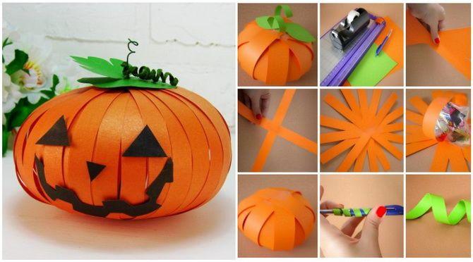 Мастерим поделки на Хэллоуин: ТОП-30 идей для праздничного креатива своими руками 10