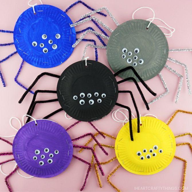 Мастерим поделки на Хэллоуин: ТОП-30 идей для праздничного креатива своими руками 14