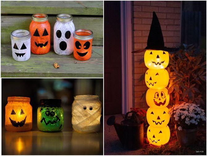 Мастерим поделки на Хэллоуин: ТОП-30 идей для праздничного креатива своими руками 19