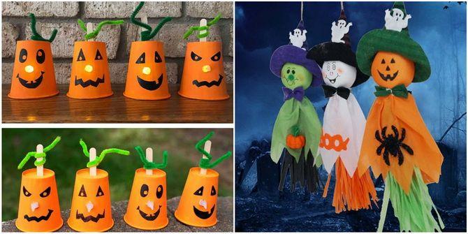 Мастерим поделки на Хэллоуин: ТОП-30 идей для праздничного креатива своими руками 20