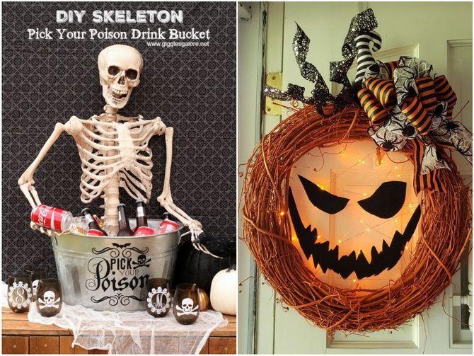 Мастерим поделки на Хэллоуин: ТОП-30 идей для праздничного креатива своими руками 22