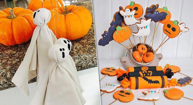 Мастерим поделки на Хэллоуин: ТОП-30 идей для праздничного креатива своими руками 23