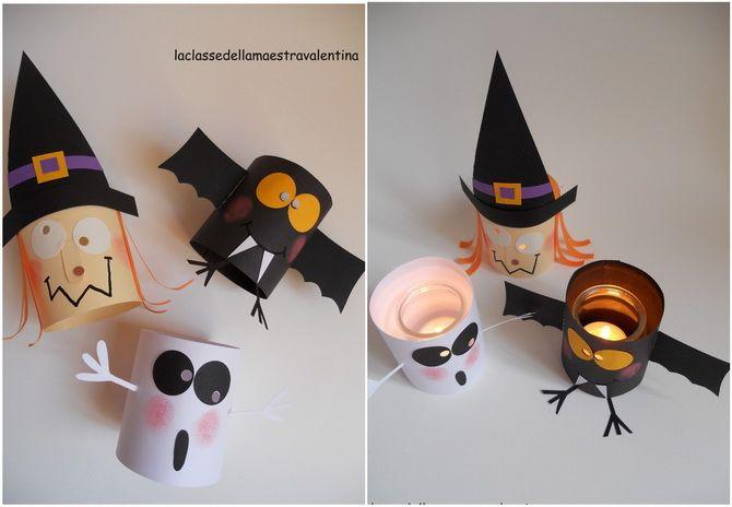 Мастерим поделки на Хэллоуин: ТОП-30 идей для праздничного креатива своими руками 24