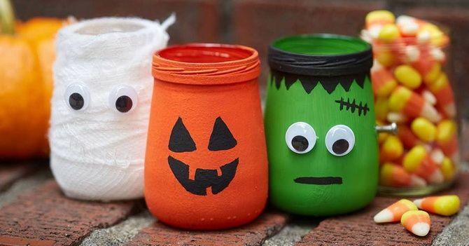 Мастерим поделки на Хэллоуин: ТОП-30 идей для праздничного креатива своими руками 25