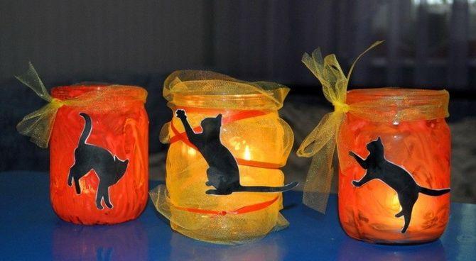 Мастерим поделки на Хэллоуин: ТОП-30 идей для праздничного креатива своими руками 26