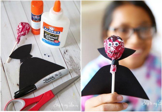 Мастерим поделки на Хэллоуин: ТОП-30 идей для праздничного креатива своими руками 27