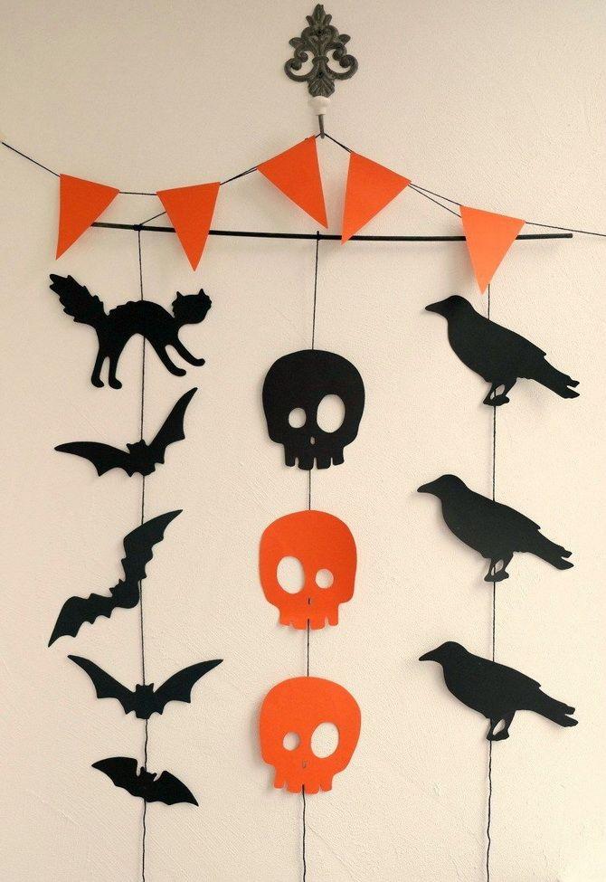 Мастерим поделки на Хэллоуин: ТОП-30 идей для праздничного креатива своими руками 3