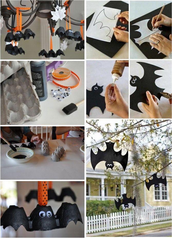 Мастерим поделки на Хэллоуин: ТОП-30 идей для праздничного креатива своими руками 4