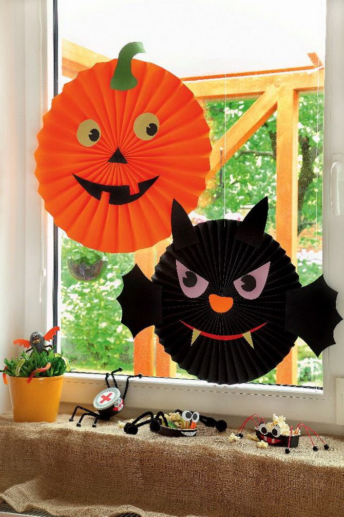 Мастерим поделки на Хэллоуин: ТОП-30 идей для праздничного креатива своими руками 5