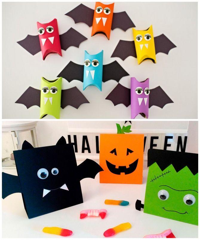 Мастерим поделки на Хэллоуин: ТОП-30 идей для праздничного креатива своими руками 6
