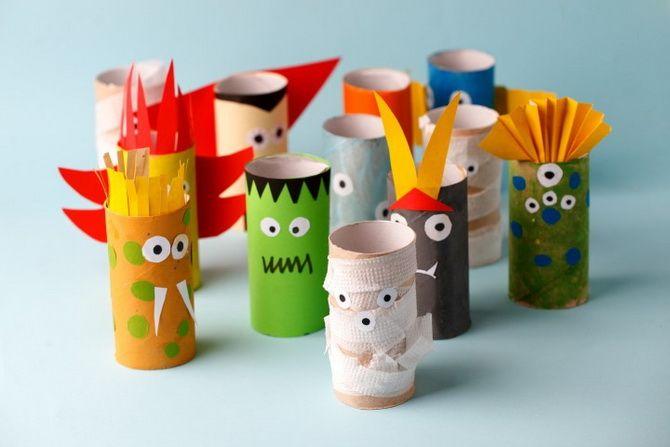 Мастерим поделки на Хэллоуин: ТОП-30 идей для праздничного креатива своими руками 7