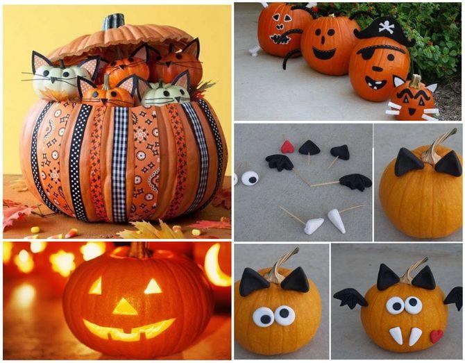 Мастерим поделки на Хэллоуин: ТОП-30 идей для праздничного креатива своими руками 9