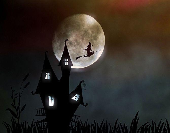 Голубая Луна: чего ожидать от Полнолуния 31 октября 2020 года? 3