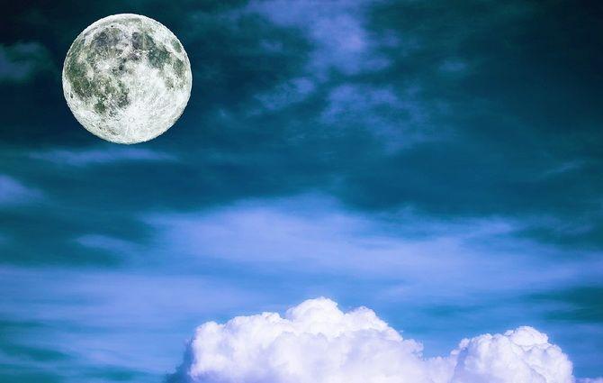 Голубая Луна: чего ожидать от Полнолуния 31 октября 2020 года? 5