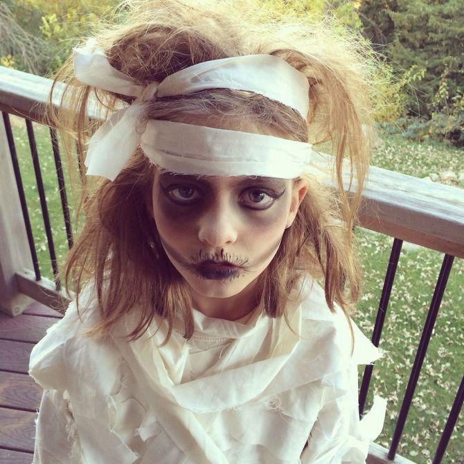 Прически на Хэллоуин 2020: креативные варианты для женщин, мужчин и детей 10