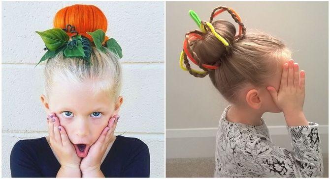 Прически на Хэллоуин 2020: креативные варианты для женщин, мужчин и детей 14