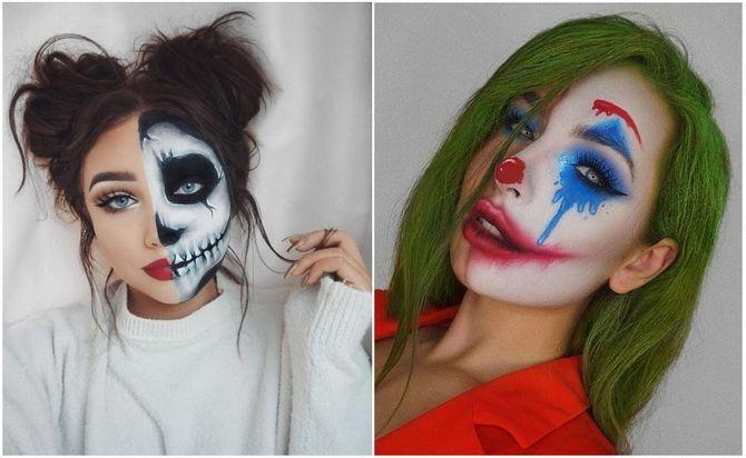 Прически на Хэллоуин 2020: креативные варианты для женщин, мужчин и детей 30