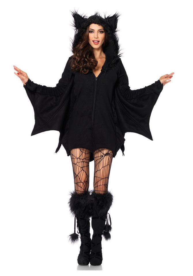 Batman возвращается: как сделать костюм летучей мыши на Хэллоуин 28